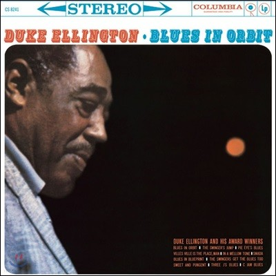 Duke Ellington (듀크 엘링턴) - Blues In Orbit [2 LP]
