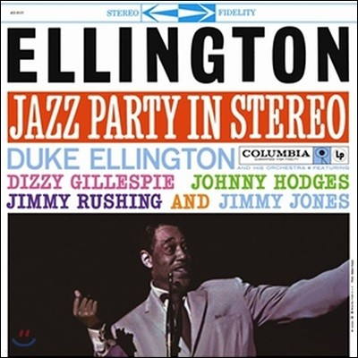 Duke Ellington (듀크 엘링턴) - Jazz Party in Stereo [2LP]