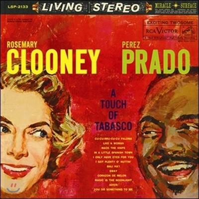 Rosemary Clooney & Perez Prado (로즈마리 클루니, 페레즈 프라도) - A Touch of Tabasco [2LP]