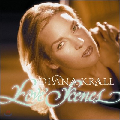 Diana Krall (다이애나 크롤) - 4집 Love Scenes [2LP]
