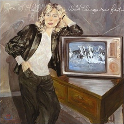 Joni Mitchell (조니 미첼) - Wild Things Run Fast [2 LP]