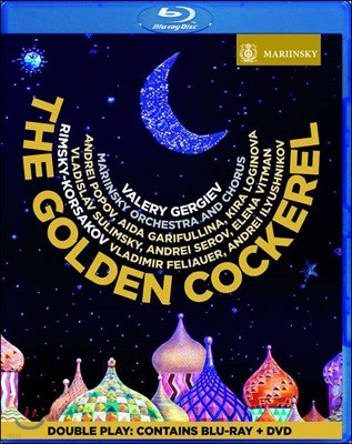 Valery Gergiev / Andrei Popov 림스키 코르사코프: 오페라 '금계' - 안드레이 포포프, 마린스키 오케스트라와 합창단, 발레리 게르기예프 (Rimsky-Korsakov: The Golden Cockerel [Le Coq d'Or])