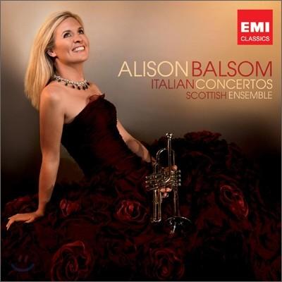 Alison Balsom 이탈리아 협주곡 (Italian Concertos) 앨리슨 발솜
