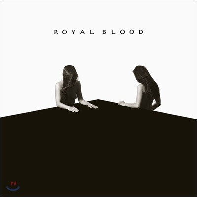 Royal Blood (로열 블러드) - How Did We Get So Dark? [LP]