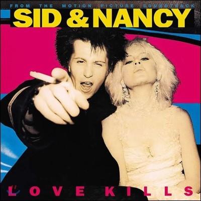 시드와 낸시 영화음악 (Sid & Nancy: Love Kills OST by Pray For Rain 프레이 포 레인)