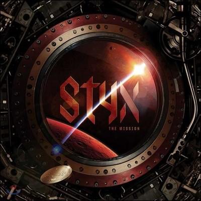 Styx - The Mission 스틱스 16번째 정규 앨범 [LP]