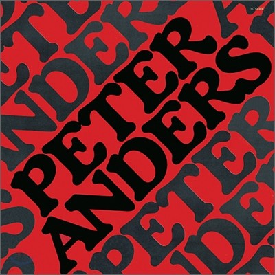 Peter Anders - Peter Anders (LP Miniature)