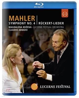 Claudio Abbado 말러: 교향곡 4번 - 클라우디오 아바도 (Mahler : Symphony No.4)