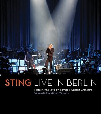 Sting - Live in Berlin 스팅 베를린 라이브 블루레이
