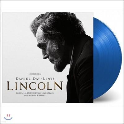 링컨 영화음악 (Lincoln OST by John Williams 존 윌리엄스) [유니온 블루 컬러 2LP]