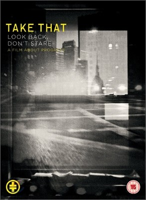 Take That - Look Back, Don't Stare: A Film About Progress (Limited DVD)