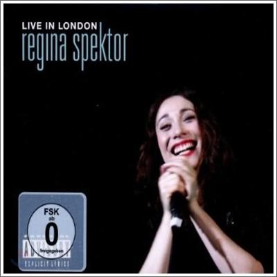 Regina Spektor - Live In London (Deluxe Edition)