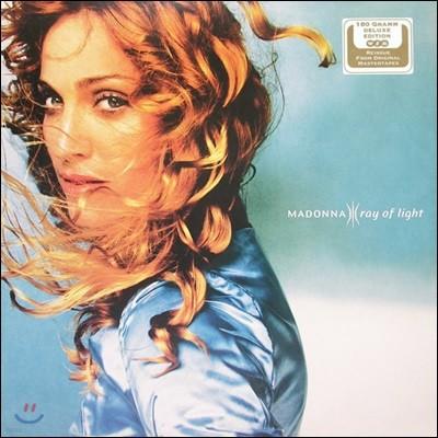 Madonna - Ray Of Light 마돈나 정규 7집 [2LP]