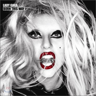 Lady Gaga - Born This Way (Special Edition)
