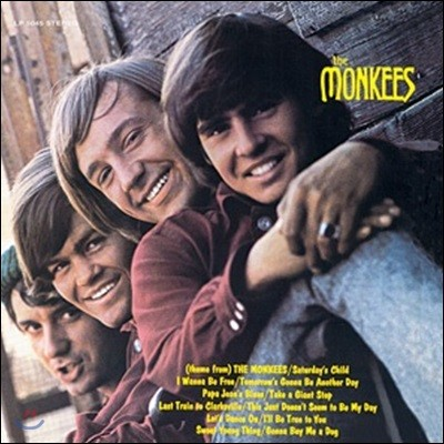 The Monkees (몽키스) - The Monkees [LP]