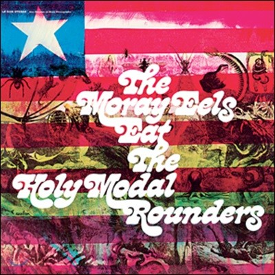 Holy Modal Rounders (홀리 모달 라운더스) - The Moray Eels Eat The Holy Modal Rounders [LP]
