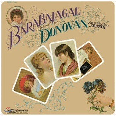 Donovan (도노반) - Barabajagal [LP]
