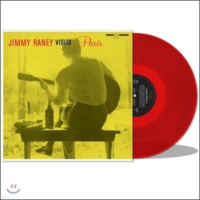 Jimmy Raney (지미 레이니) - Visits Paris [레드 컬러 LP]