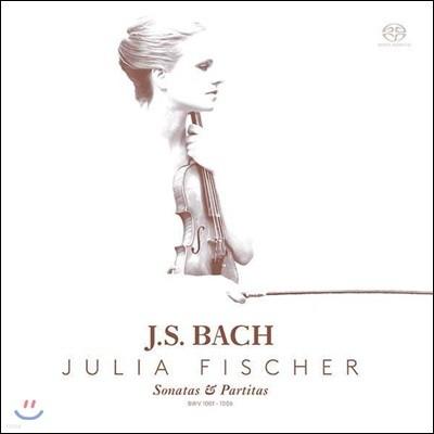Julia Fischer 바흐: 솔로 바이올린을 위한 소나타와 파르티타 - 율리아 피셔