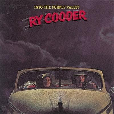 Ry Cooder - Into The Purple Valley (Ltd. Ed)(SHM-CD)(일본반)