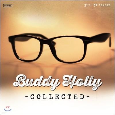 Buddy Holly (버디 홀리) - Collected [화이트 컬러 3LP]