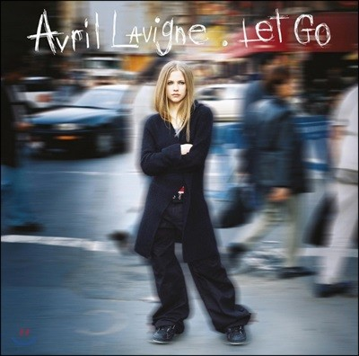 Avril Lavigne - Let Go 에이브릴 라빈 [2LP]