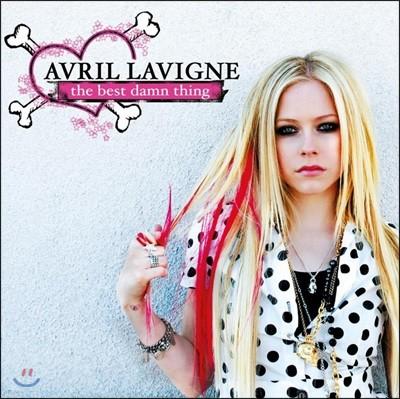 Avril Lavigne (에이브릴 라빈) - The Best Damn Thing [블랙 디스크 LP]