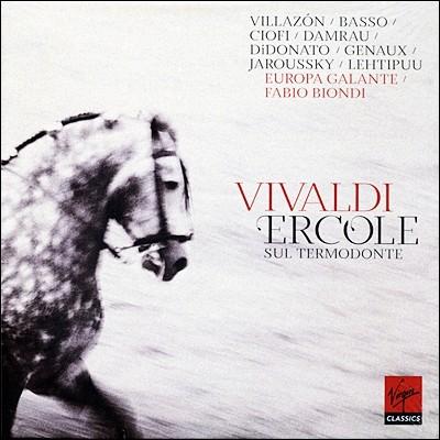 비발디 : 에르콜레 - 파비오 비욘디