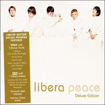 PEACE (CD+DVD 럭셔리 패키지) - Libera