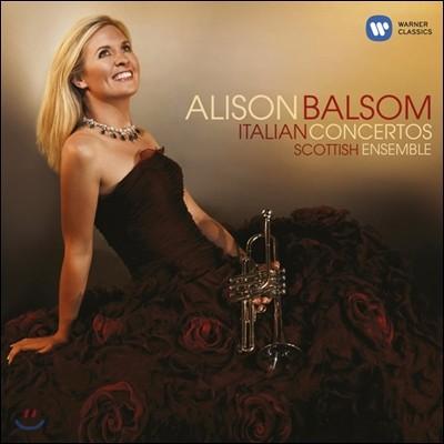 Alison Balsom 이탈리아 트럼펫 협주곡집 - 알리슨 발솜 (Italian Concertos)