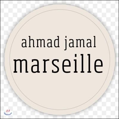 Ahmad Jamal (아마드 자말) - Marseille