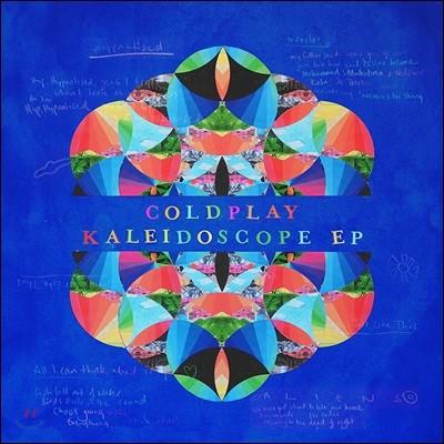 Coldplay (콜드플레이) - Kaleidoscope [12인치 블랙 디스크 LP]