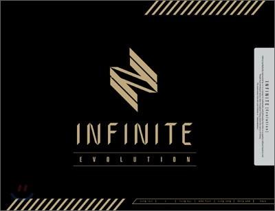 인피니트 (Infinite) - 2nd 미니앨범 : Evolution