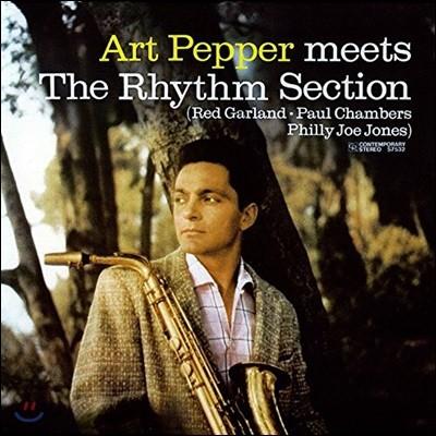 Art Pepper (아트 페퍼) - Meets The Rhythm Section [고음질 U-HQCD]