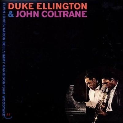 Duke Ellington & John Coltrane (듀크 엘링턴, 존 콜트레인) - Duke Ellington & John Coltrane (Limited Edition)