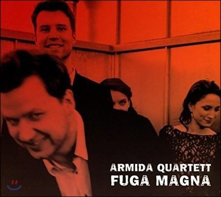 Armida Quartett 푸가의 정수 - 아르미다 사중주단 (Fuga Magna)