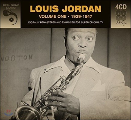 Louis Jordan (루이스 조던) - Volume One 1939-1947