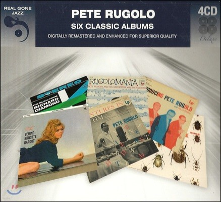 Pete Rugolo (피트 루골로) - 6 Classic Albums