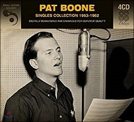 Pat Boone (팻 분) - Singles Collection 1953-1963
