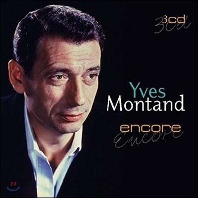 Yves Montand (이브 몽땅) - Encore