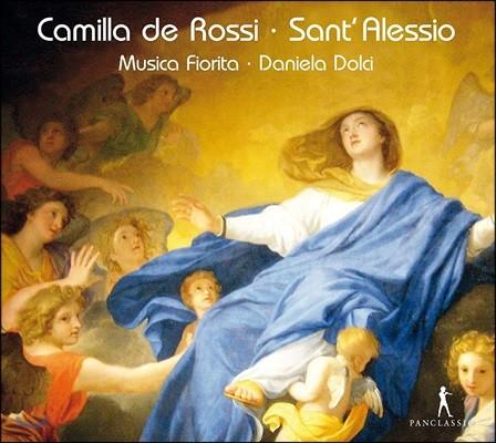 Musica Fiorita 카밀라 데 로시: 오라토리오 '성 알레시오' - 다니엘라 돌치, 무지카 피오리타 (Camilla de Rossi: Oratorio Sant' Alessio)