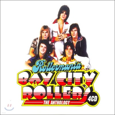 Bay City Rollers - Rollermania: The Anthology