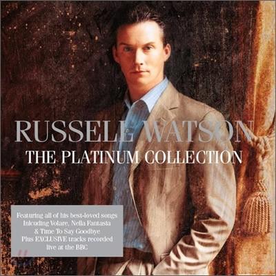 Russell Watson - Platinum Collection 러셀 왓슨
