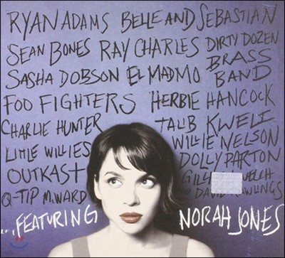 Norah Jones (노라 존스) - ...Featuring Norah Jones