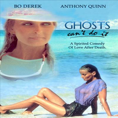 Ghosts Can't Do It (귀신은 사랑 못해) (1990)(지역코드1)(한글무자막)(DVD)
