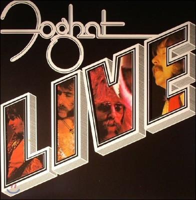 Foghat (포거트) - Foghat Live [LP]