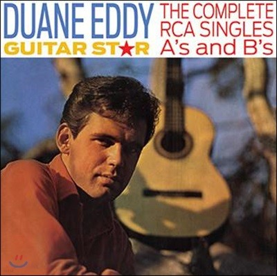 Duane Eddy (듀에인 에디) - Guitar Star: The Complete RCA Singles A's and B's