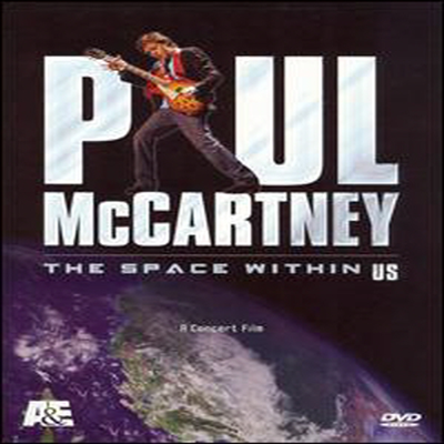 Paul McCartney - Space Within Us (지역코드1)(DVD)(2006)