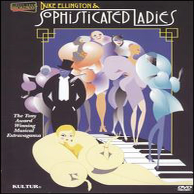 Duke Ellington - Sophisticated Ladies (지역코드1)(DVD)(2005)