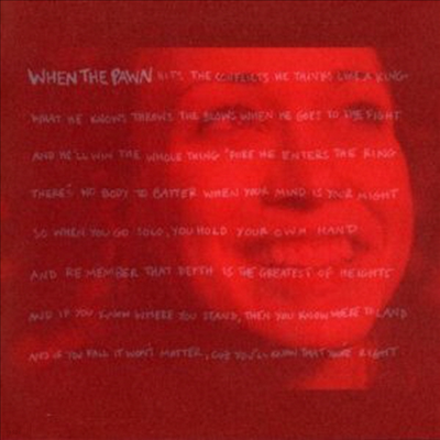 Fiona Apple - When The Pawn....